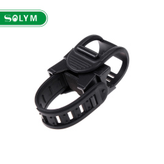 Bike Flashlight Holder Leather Good performance