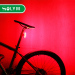 Usb Chargeable Mountain Bike LED Taillight High quality