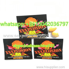 strong formular XXXPLOSION sex pill for sexual activity