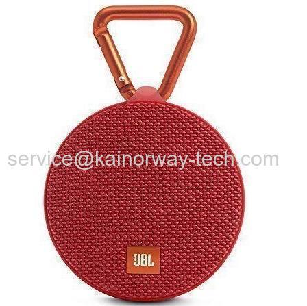 JBL Harman Kardon Clip 2 Red Speakers Wireless Bluetooth Ultra-Powerful Portable Waterproof From China Supplier