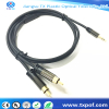 1 3.5mm to 2 RCA Audio Cable Splitter Aux Jack Cable