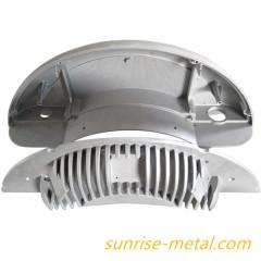Heat sink aluminum die casting