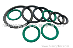 Varied Rubber ED-Rings in FKM EPDM NBR