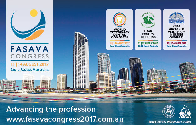 Welcome to visit our booth@FASAVA 2017 in Gold Coast