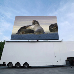 High quality LED Truck Display