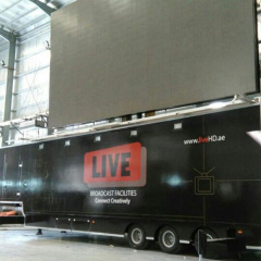 High quality Mobile Truck LED Display product new