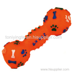 2017 Yangzhou Orange Plastic Pet Toy Wholesale