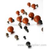 Balle en caoutchouc silicone en caoutchouc certifié de qualité alimentaire