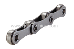 high quality Stainless steel hollow pin chain / conveyor chain SS08BHP-1