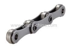 Corrente dobrada em aço inoxidável C2060