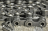 60HP SS stainless steel hollow pin chain