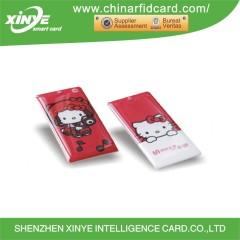 Nicht-Standard-RFID-Karte