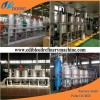 Complete set palm oil refining machine