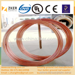 copper weld steel strand wire