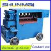 4-12mm scrap steel bar straightening machine