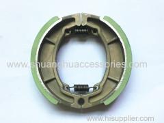 Motorcycle brake shoe for RXKING-weightness of 250g