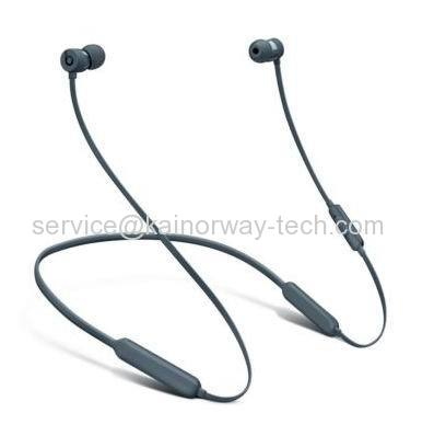 Beats by Dr.Dre BeatsX Series Wireless In-Ear Neckband Headphones Earbuds Gray With Mic Remote