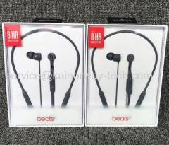 New Beats Beats X Wireless Bluetooth In-Ear Headphone Earphones With Built-in Mic Grey For iPhone iPod iPad