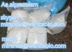 CAS 28981-97-7 new good quality A lprazolam Alp razolam Alpra zolam with moderate mail/skype:miranda(@)wankebio.com