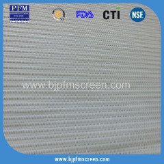 polyester belt press fabric