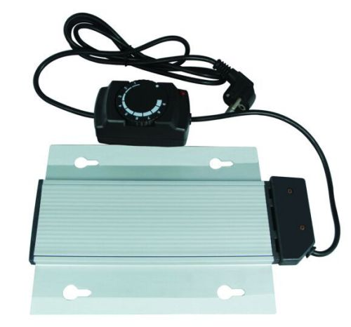 Rectangle Electric Heating Unit With thermostat