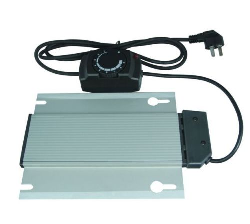 Rectangle electric heating unit induction heater
