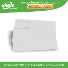 Blank Contactless Smart Card