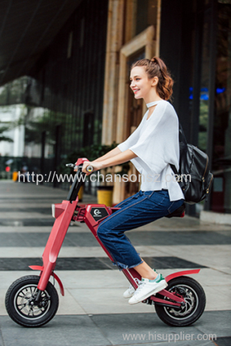 Smart Automatic Folding Electric Scooter Chanson Shenzhen