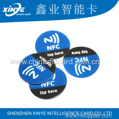 RFID NFC Tag/ Label Mifare Classic S50 13.56MHz Manufacturer in China