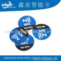 RFID NFC 태그 / 라벨 Mifare 클래식 S50 13.56MHz 제조 업체