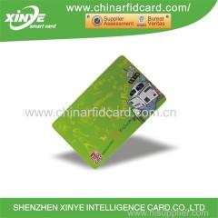 Cartella astuta RFID ICODE SLI 13.56MHz a basso prezzo in Cina
