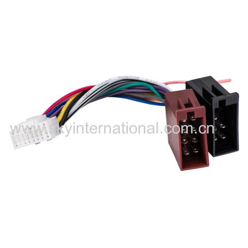 Alpine 16pin radio plug & ISO harness car audio accessories