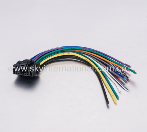 Wire Harness For Alpine 16pin Radio Plug 2004 Car Audio