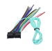 Wire Harness For Jensen 20 Pin Power Plug CD Player MP3 Radio DVD Stereo Unit