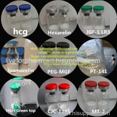 HCG / Gonadotropina corionica umana / 5000iu / Blue Top / HCG di alta qualità