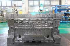 Aluminum die cast tooling