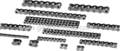 ISO DIN standard pitch 31.75mm 20B-1 short pitch stanless steel simplex transmission roller chain