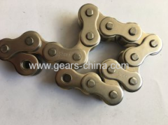 ISO DIN standard steel pitch 12.70mm 08B side bow roller chain