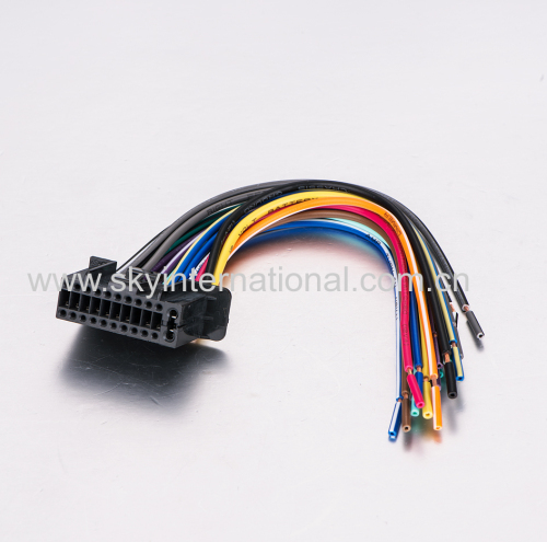 Wire Power Harness cord 22 Pin DDX DNX for kenwood models