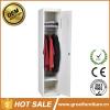 popular single door metal steel clothes cabinet locker