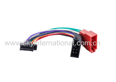 New ISO Pioneer 16pin Into Radio harness car audio accessories