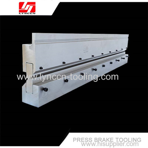 Segmented Press Brake Tooling