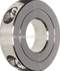 china supplier shaft collar double split
