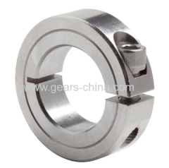 china manufacturer shaft collars one split supplier