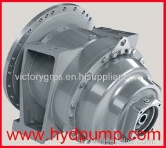 Transmission for Transport Concrete Mixer ZF Passau Gearbox Reducer P-3301 P-4300 P-5300 P-7300