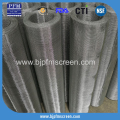 30 mesh stainless steel fitler mesh