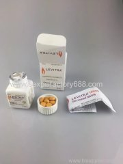 30 pills LEVITRA 100mg male enhancer tablet