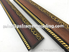 polystyrene PS decorative picture frame mouldings
