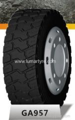 295/80r22.5 GA957 TORCH BRAND RADIAL TRUCK TIRE TUBELESS