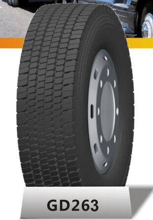 TORCH BRAND GD263 295/80R22.5 Tubeless Truck Tyres Radial